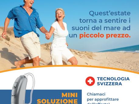 Mini Soluzione Acustica a €790!