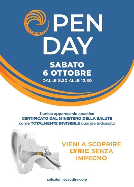 zanè centro acustico apparecchio open day esaudire