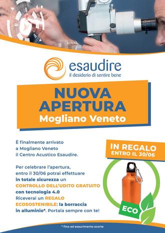 Nuova apertura a Mogliano Veneto