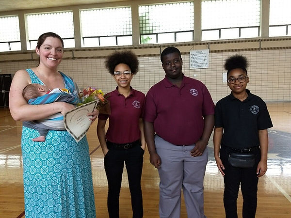 Teacher Appreciation Assembly 5-10-19