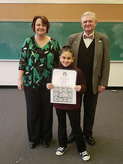 Feb 21, 2019 - Elks Contest Awards - F.j