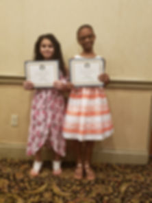 Elks Drug Awareness Winners May 2019