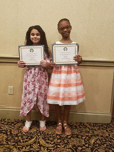 Elks Drug Awareness Winners May 2019