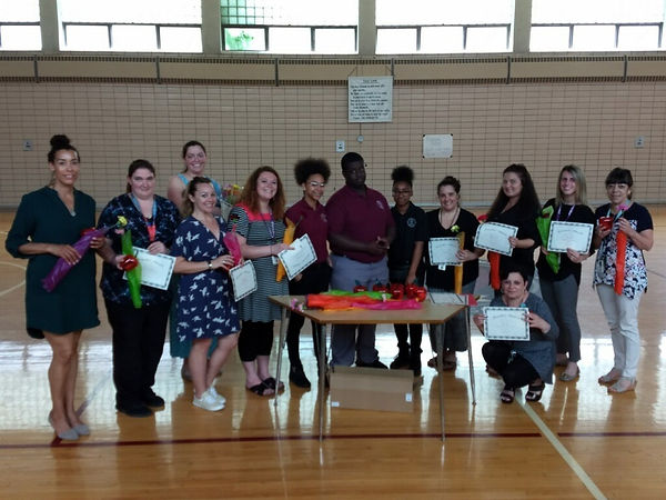 4Teacher Appreciation Assembly 5-10-19