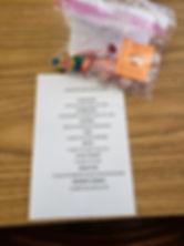 Feb 2019 4th Grade Service Project - PD