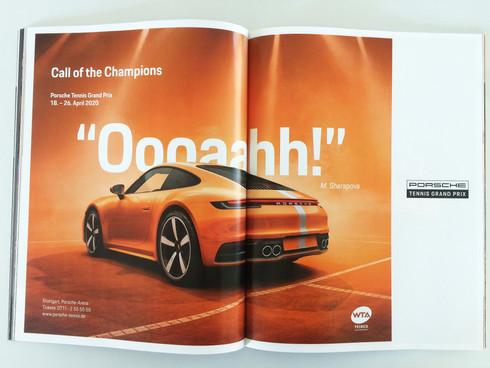 Porsche Tennis Grand Prix 2020