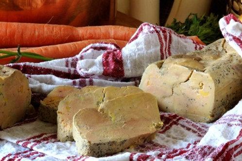 Foie gras au torchon 110g