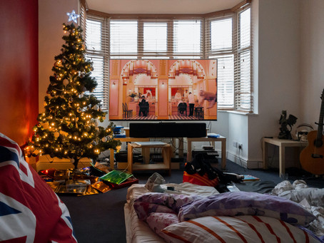 Socially distanced activities to get you in the festive spirit