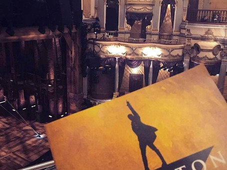 What makes 'Hamilton: An American Musical' award-winning?