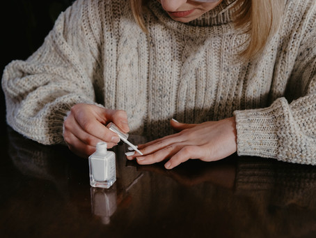 How to give yourself a quick and easy Mani-Pedi at home.