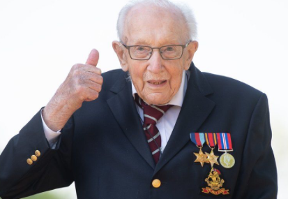 The legacy of Sir Captain Tom Moore