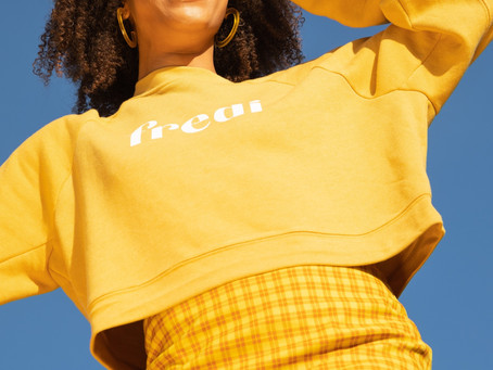 Yellow: The colour of the year