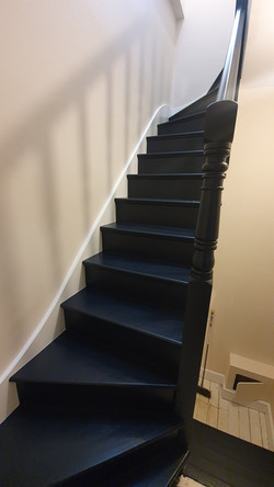 Painting Stairway