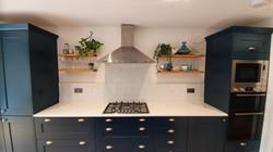 Tiling Kitchen Splashback