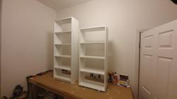 Bespoke bookcase East London
