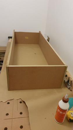 Making a bespoke bookcase