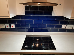 Full fitted kitchen in Hackney