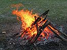 Campfire Cottonwood Cabins homer Alaska.