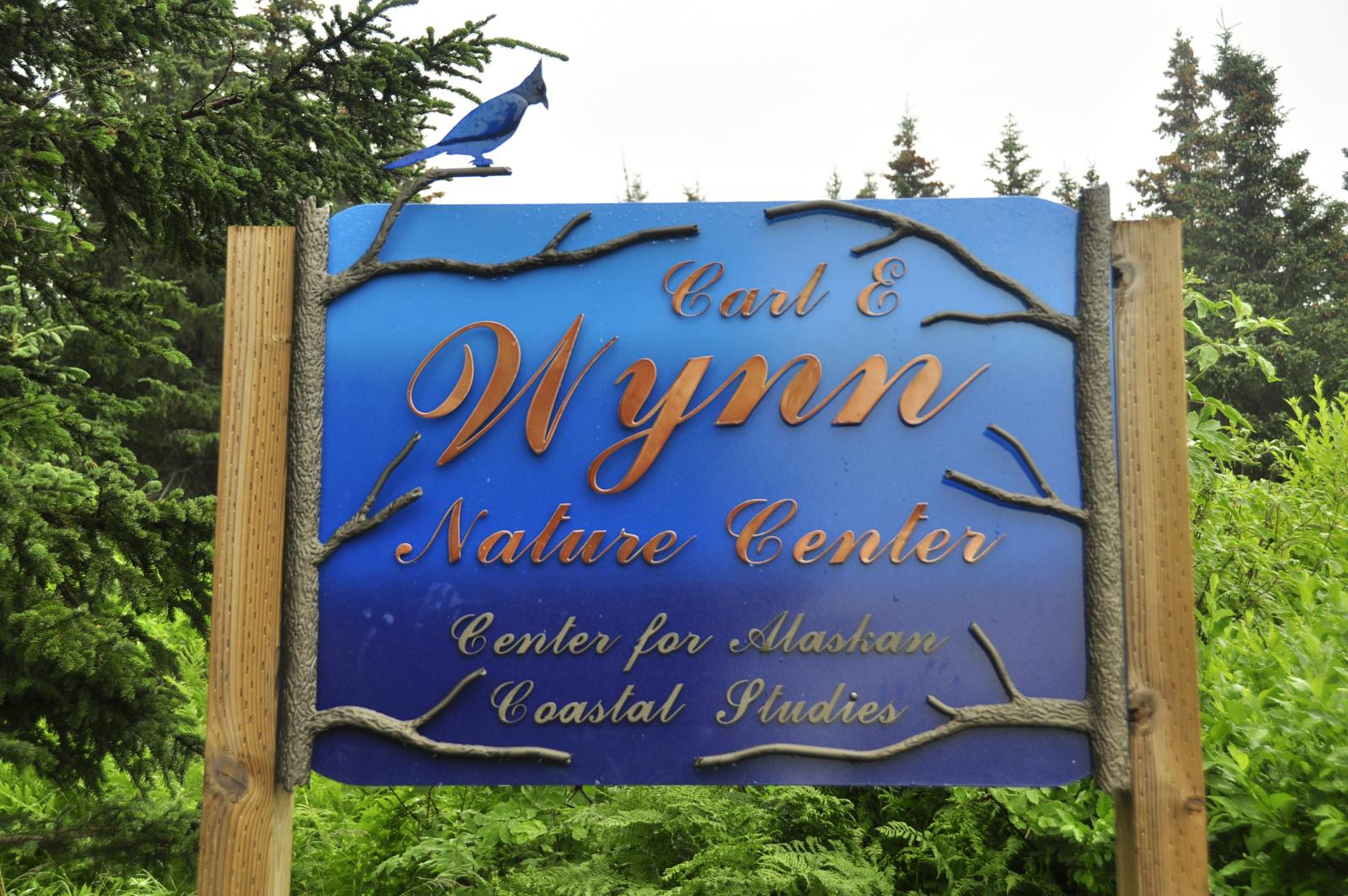 Wynn Nature Center Homer Alaska