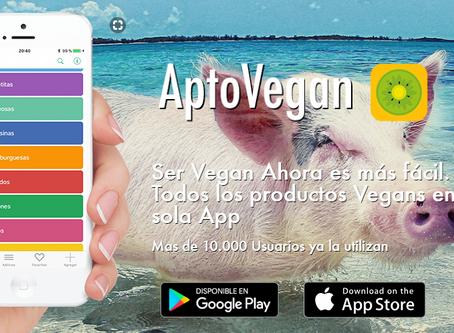 Apto Vegan, la app móvil que te ayuda a ser vegano