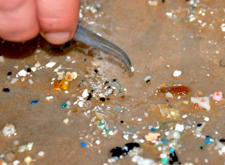 Microplásticos ¿el fin de la era de los plásticos?