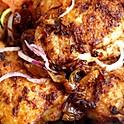 Grilled Chicken Suya