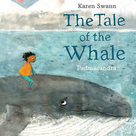 The Tale of the Whale picture book