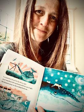 Karen Swann author visits