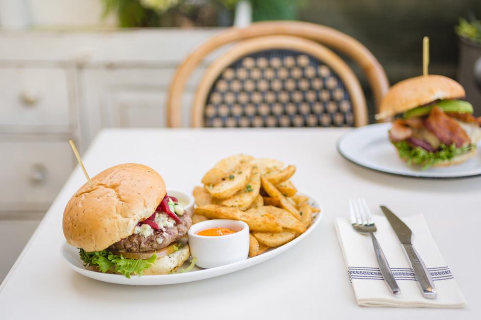 Grassfed Burgers