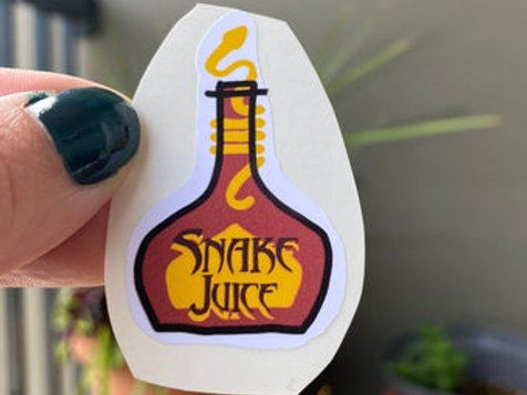 Parks and Recreation Snake Juice