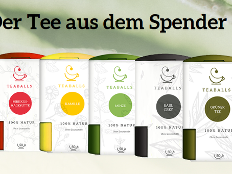 Teaballs - Die Teevolution