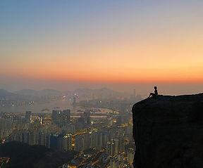 Kowloon Peak Hike Hong Kong