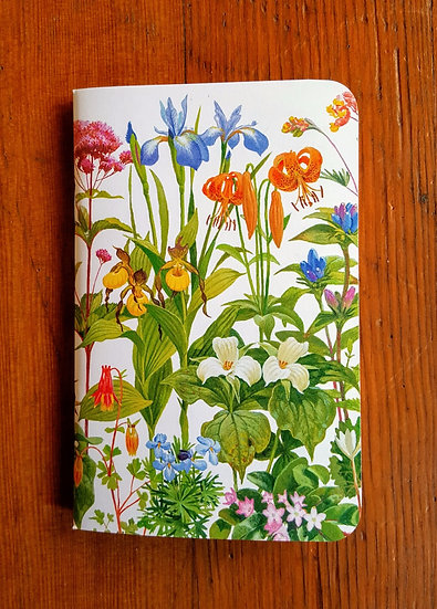 Native Wildflower Notebook