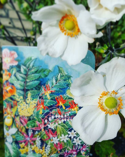 NW Native Wildflower Notebook  per 10 pack