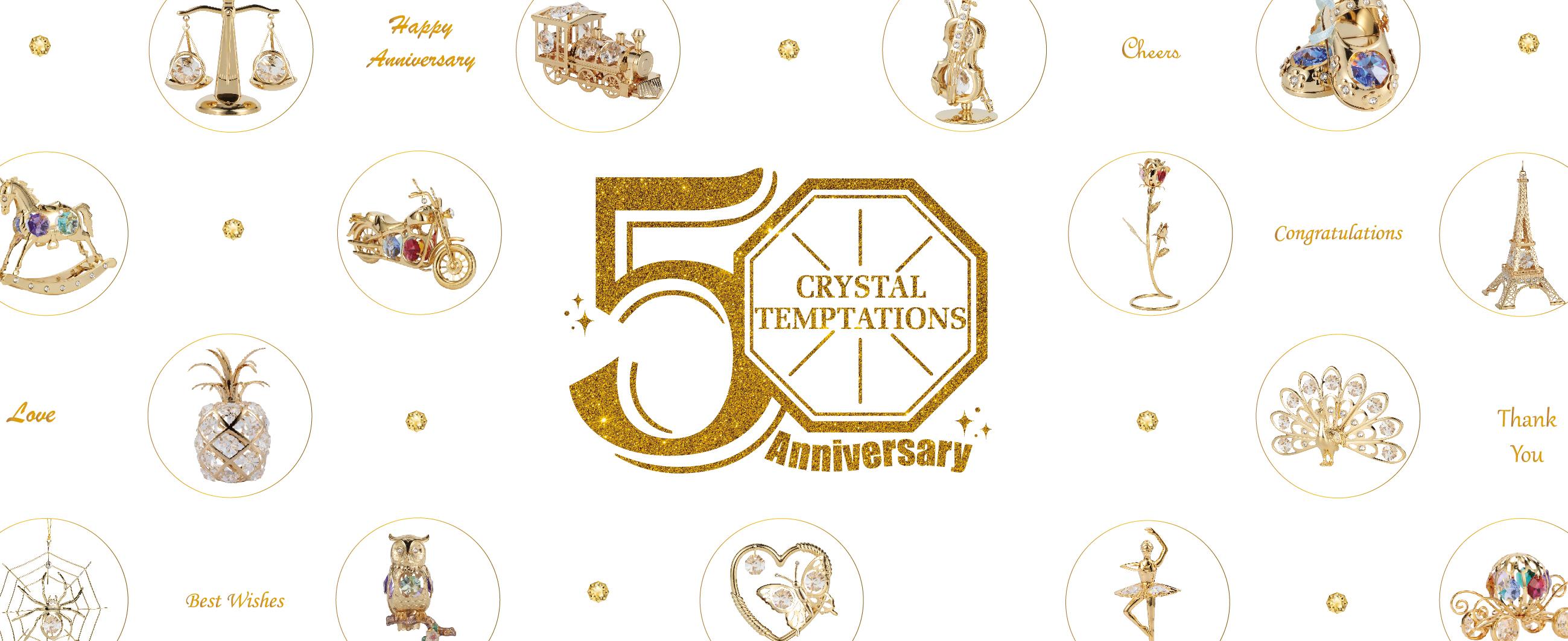 Milestones: 50 Years of Success