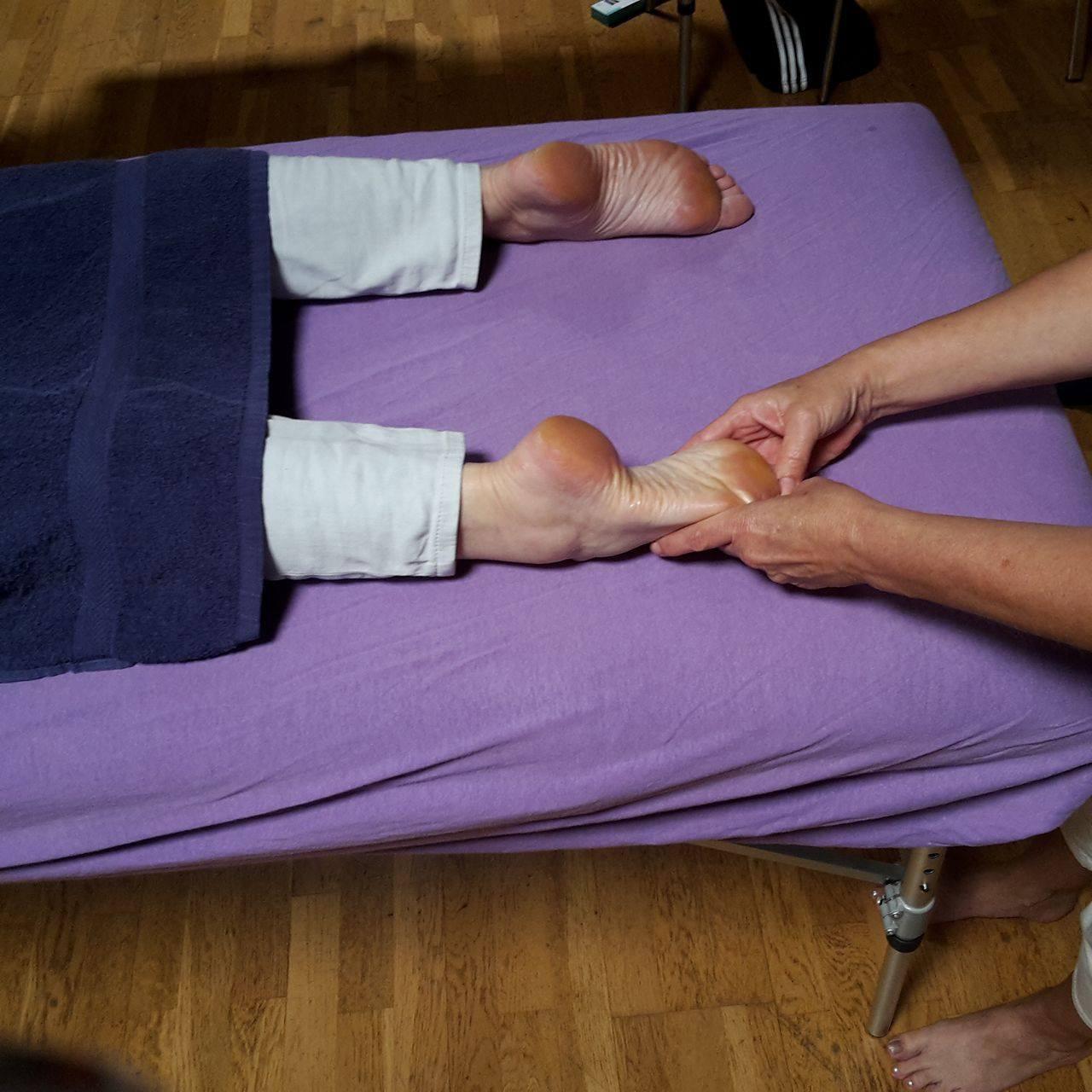 Chinflex Chinese voetmassage