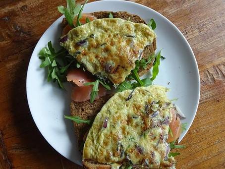 Omega omelet