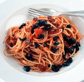 Een snelle pasta, maar lekker anders dan anders.