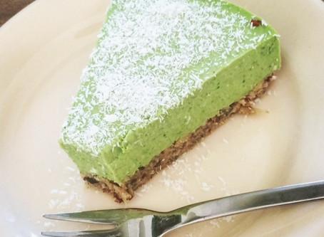 Snoep jezelf gezond met avocadotaart