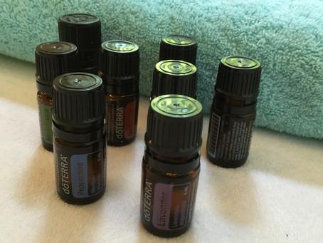 Aroma touch massage en hoofd-nek- en schoudermassage