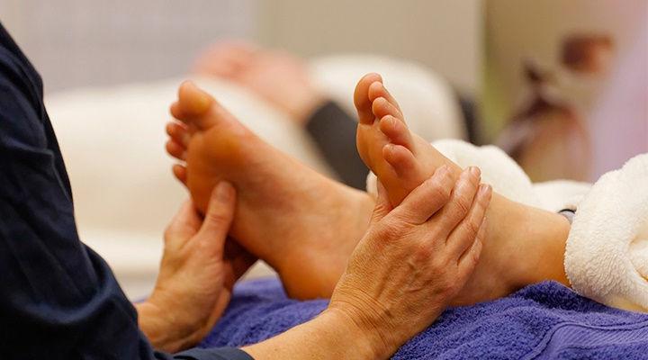 Wellness & Chinese voetmassage