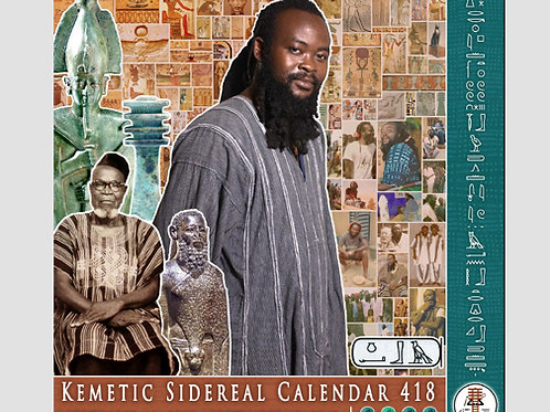 Kemetic Sidereal Calendar Year 418