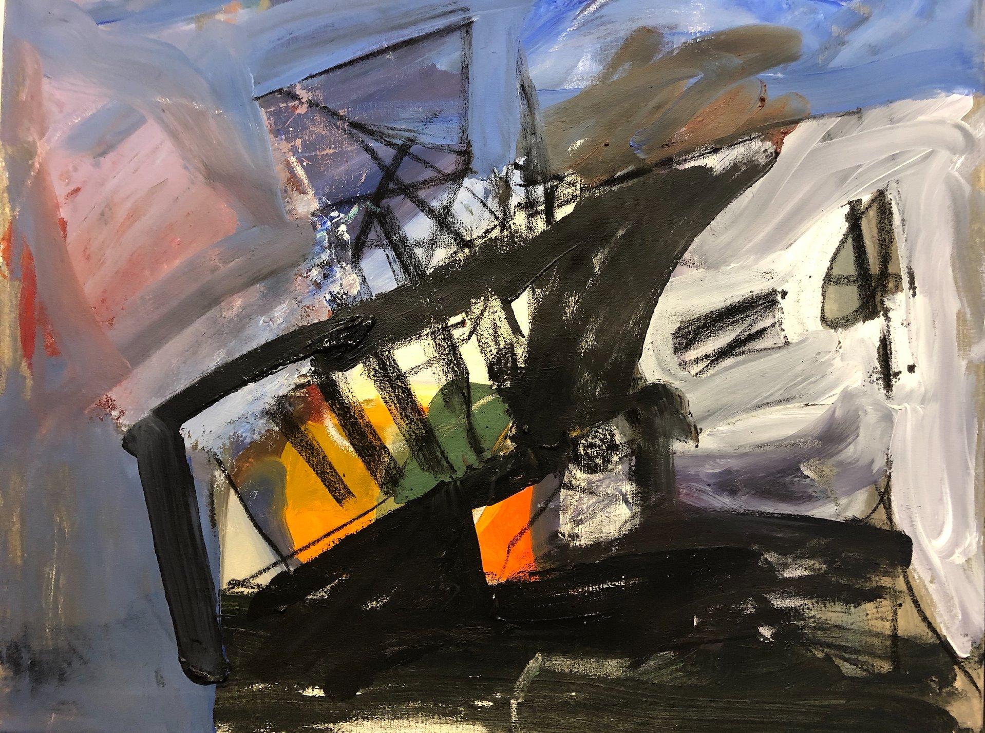 last painting