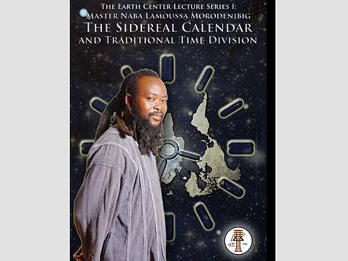 Sidereal Calendar and Traditional Time Division DVD Set