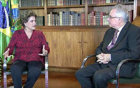 'O governo Temer é a síntese do que pensa Eduardo Cunha', afirma Dilma