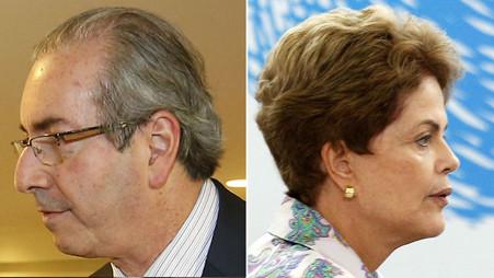 Renúncia de Cunha fortalece defesa de Dilma