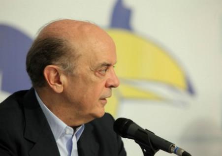 Serra é citado em negociação de delação da OAS na Lava Jato