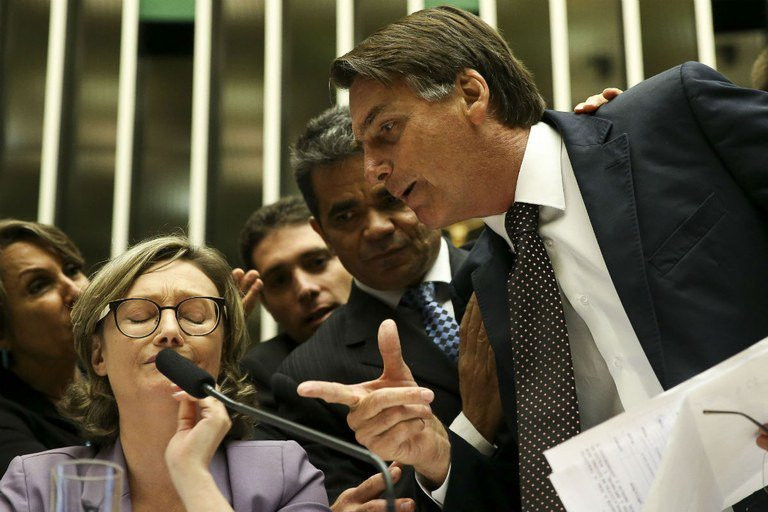 Bolsonaro é considerado o candidato mais machista de todos