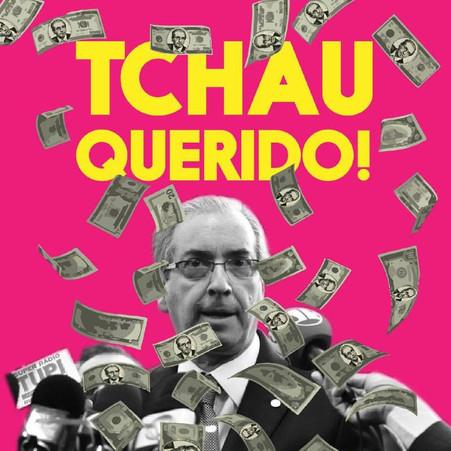 Cassação de Cunha passa por 11 votos a 9 no Conselho de Ética