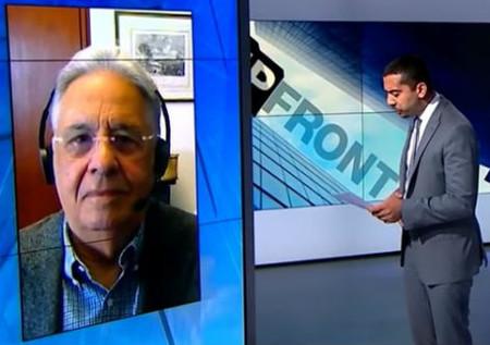 Em entrevista sobre o golpe, FHC fica sem argumentos